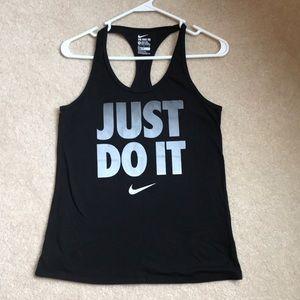 Nike Dri-fit Athletic cut tank top - NEW W/O tags!